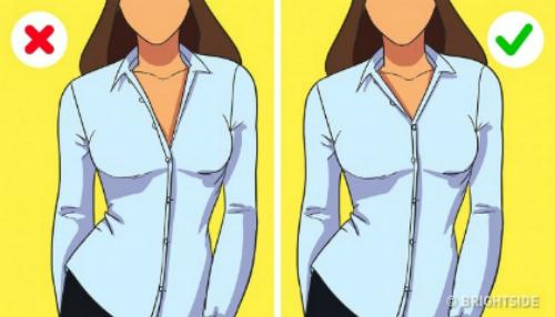 Lỗi ăn mặc khiến các nàng kém sang, lôi thôi và già như bà thím