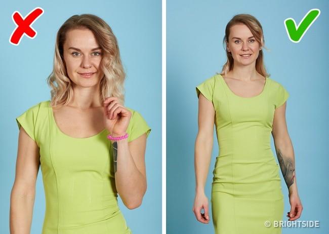 Đeo dây buộc tóc trên tay khiến bạn trở nên lôi thôi