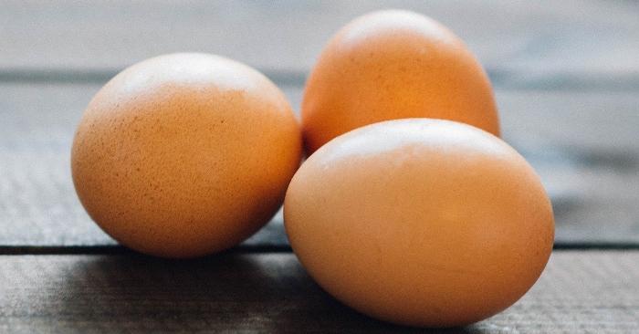 Bài thuốc trứng gà đơn giản mà hiệu nghiệm