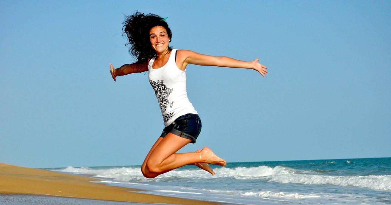 Người phụ nữ hạnh phúc