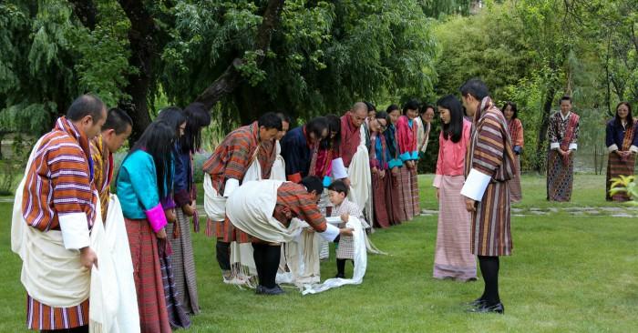 Bhutan xinh đẹp và yên bình tựa câu chuyện cổ tích là điều khiến du khách khao khát được đặt chân đến.