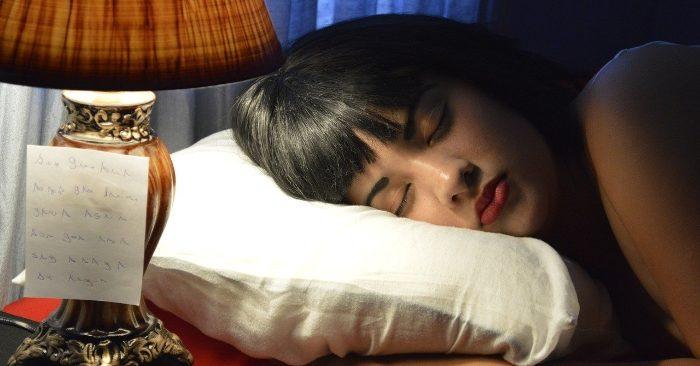 Ngủ ngon và sâu