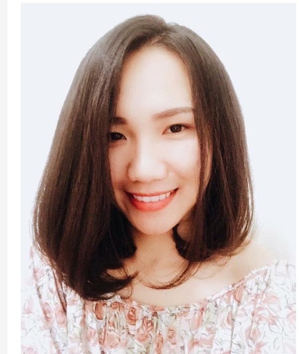 tóc ngang vai uốn cụp là một kiểu tóc phù hợp với các khuôn mặt, mang đến cho bạn vẻ đẹp dịu dàng nữ tính.