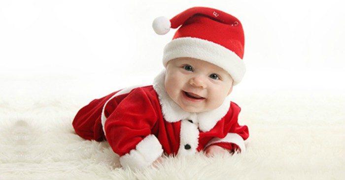 bé sinh vào tháng 12 sẽ có niều điều thú vị đặc biệt mà cha mẹ chưa biết