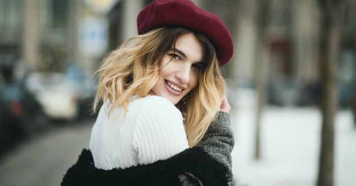 với phụ nữ thời trang mùa đông không chỉ ấm mà còn phải luôn đẹp và quyến rũ