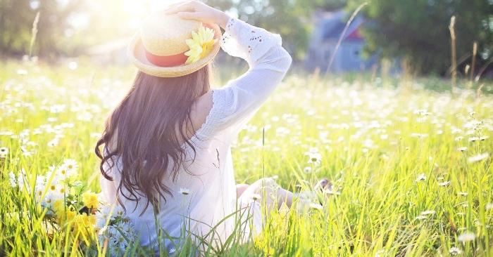 Sống ở đời hạnh phúc nhất là khi tâm luôn an nhiên.