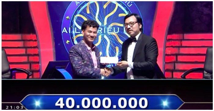 Xuân Bắc chơi 'Ai là tiệu phú' nhưng 40 triệu lại thuộc về Bi Béo