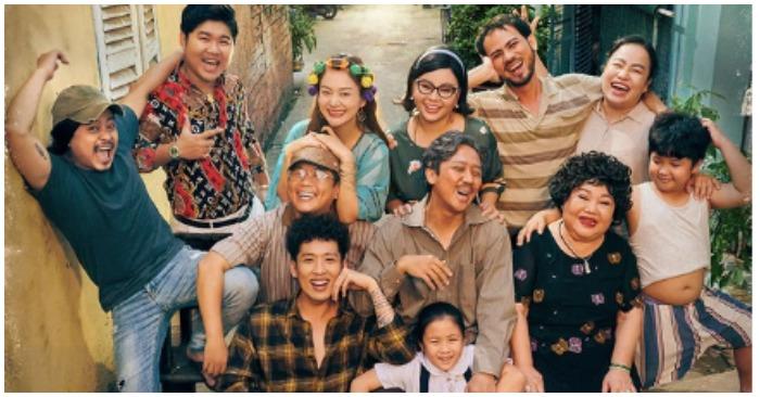 """Trấn Thành hứng 'rổ đá' với phát ngôn: """"Phim Bố Già của tôi càng thành công chứng tỏ người Việt có vấn đề về tâm lý càng lớn""""(ảnh chụp màn hình Kênh 14)"""