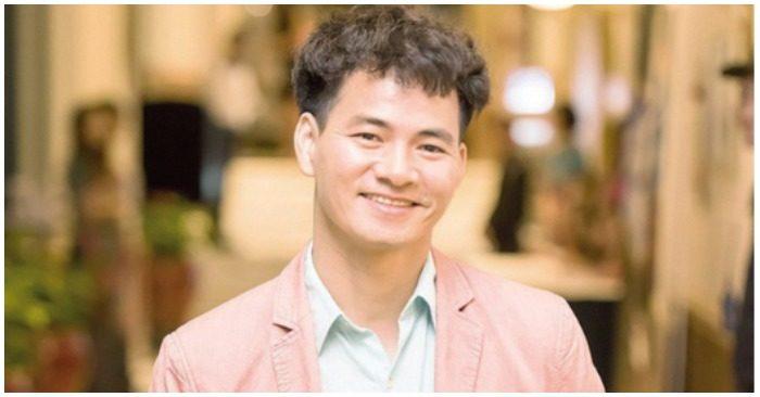 Ngệ sĩ Xuân Bắc nói về ảnh chơi hoa lan (ảnh chụp màn hình báo Người Lao Động).