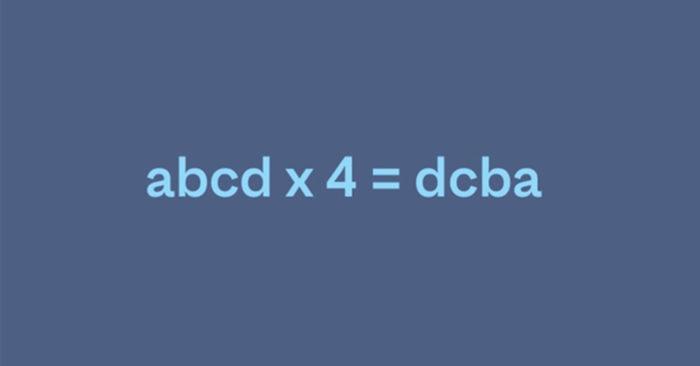 Câu đố: Số cần tìm là bao nhiêu?