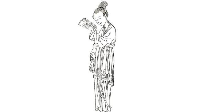 Tài khiếu viết văn của Ban Chiêu trước hết thể hiện trong quá trình giúp anh trai Ban Cố viết cuốn Tiền Hán Thư