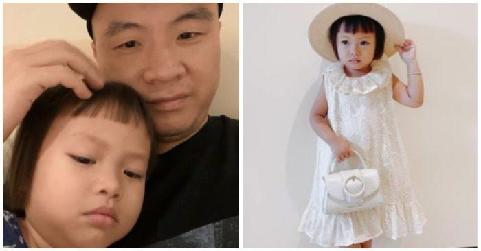 Đỗ Mạnh Cường nhận nuôi con thứ 8 (ảnh chụp màn hình facebook nhân vật).