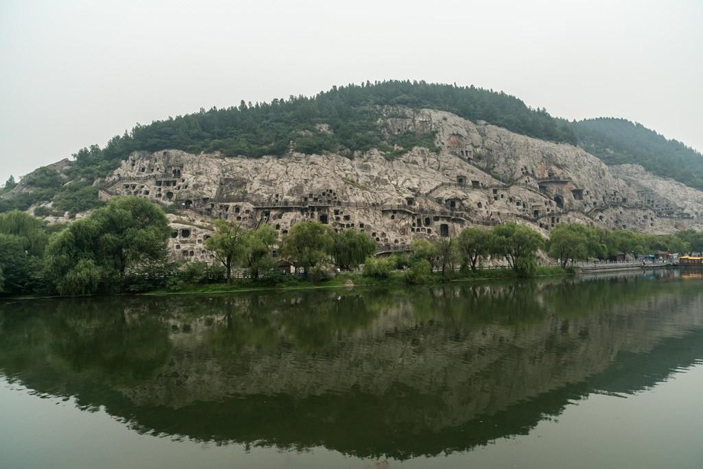 hang đá Mạc Cao tại Long Môn