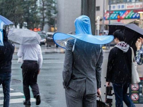 Ảnh hài hước: Chiếc dù đặc biệt