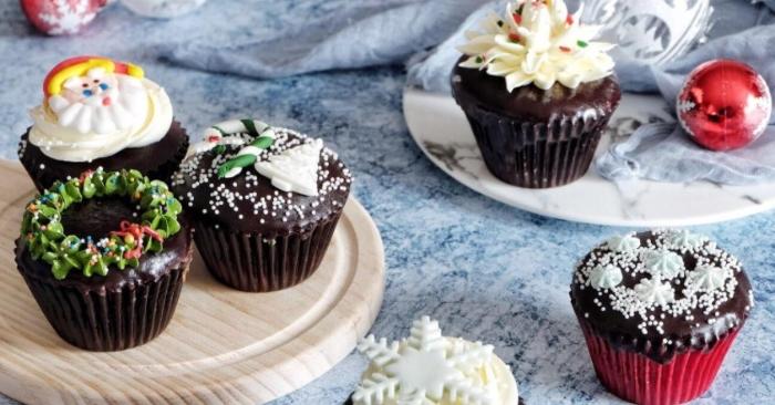 Bánh cupcake sinh nhật theo dòng trào lưu du nhập văn hóa phương Tây vào Việt Nam ở thế kỷ 19 với những thương hiệu nổi tiếng là Brodard