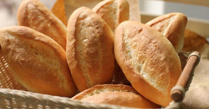 Bánh mì trứ danh được nhiều người yêu thích tại việt nam...