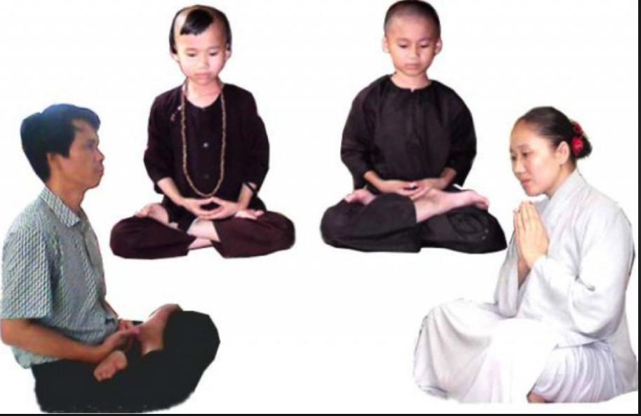 Thành tâm hướng Phật