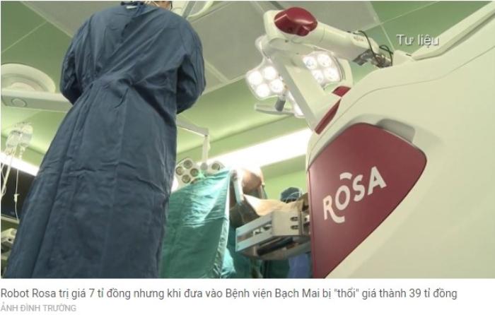 Bệnh viện Bạch Mai được bộ công an yêu cầu trả 1,4 tỷ đồng tiền ăn chăn cho 86 bệnh nhân