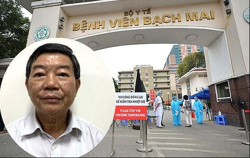 Bộ Công an yêu cầu BV Bạch Mai trả 1,4 tỷ đồng