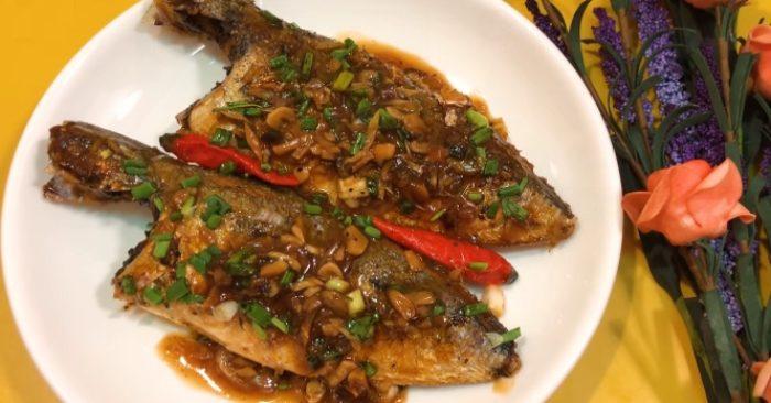 Cá kho sả ớt thơm ngon hấp dẫn
