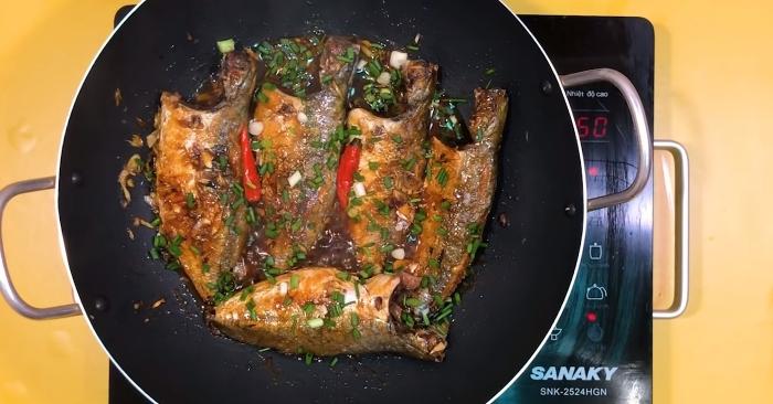 cá kho sả ớt thơm ngon chuẩn vị...Cá lóc kho sả ớt; Cá kho sả nghệ; Cá diêu hồng kho sả.