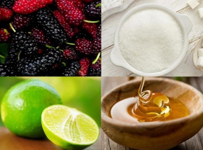 Dâu tằm rẻ vì nó dễ kiếm, chứ không phải là vì nó không có nhiều tác dụng. Quả dâu càng chín (tím đen) càng thơm ngọt, bớt chua chát, nhiều chất bổ dưỡng. Trong quả dâu có 84,71% nước,  9,19% đường và axit 80% (có axit malic, axit sucinic), protit 0,36%, tanin, vitamin C, caroten. Dâu tằm trắng; Dâu tằm đen;