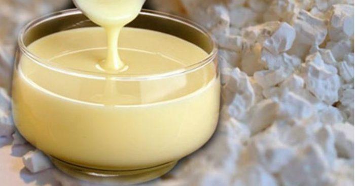 Cách nấu bột sắn dây với sữa bổ dưỡng