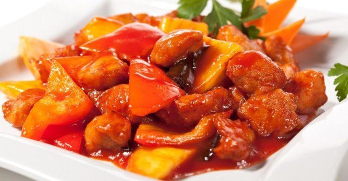 Cách nấu sốt vang thịt lợn thơm ngon tại nhà