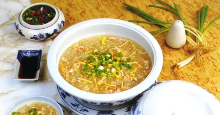 Mách bạn cách nấu súp gà khoai tây bổ dưỡng