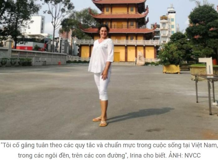 'Chị Tây bán bánh kem' ở Sài Gòn bất ngờ bị tiểu thương góp ý: '1 miếng nhỏ xíu mà đắt ngang tô bún bò'