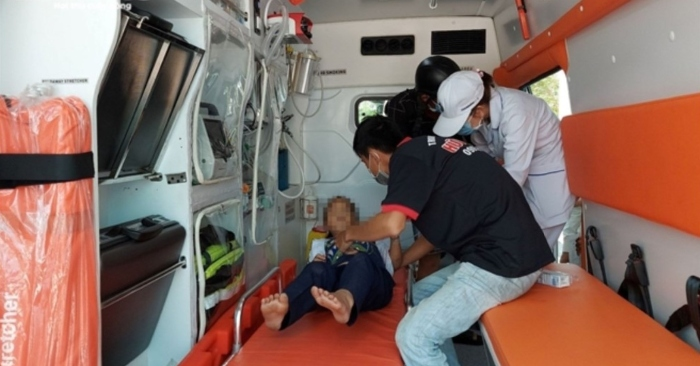 Đà Nẵng: 32 học sinh tiểu học nhập viện sau khi dùng đồ chơi 'lạ'