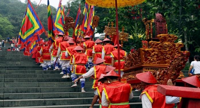 Giỗ tổ Hùng Vương: Nguồn gốc và ý nghĩa lịch sử đối với dân tộc Việt Nam...giỗ tổ hùng vương có từ bao giờ.