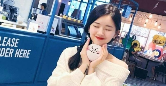 Instagram của Triệu Lộ Tư cute xinh đẹp