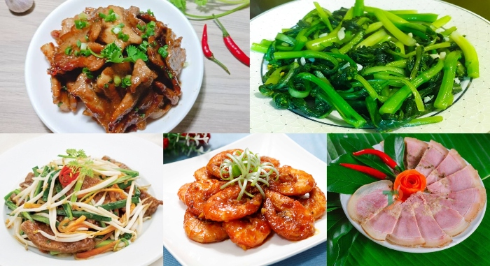 Món ngon mỗi ngày, thân khoẻ, tâm an, trí tuệ minh... ăn gì hôm nay; món ngon mỗi ngày.