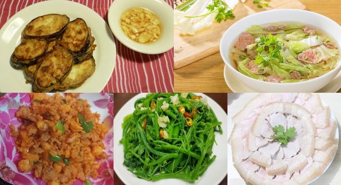 Món ngon mỗi ngày, thân khoẻ, tâm an, trí tuệ minh...các món ngon mỗi ngày dễ làm; làm món kho ngon mỗi ngày.