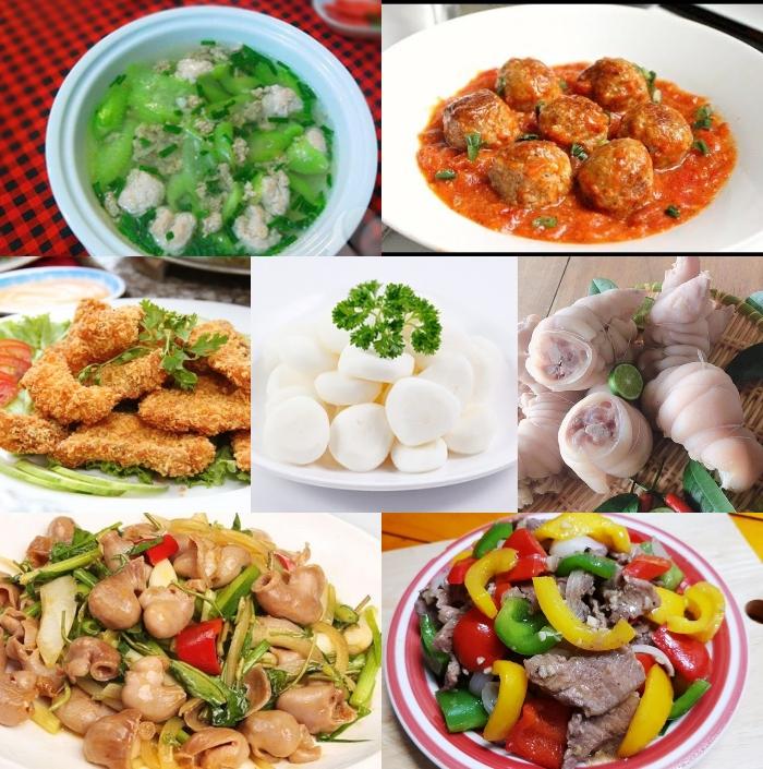Món ngon mỗi ngày, thân khoẻ, tâm an, trí tuệ minh...chương trình món ngon mỗi ngày bếp Việt; làm món ngon mỗi ngày.