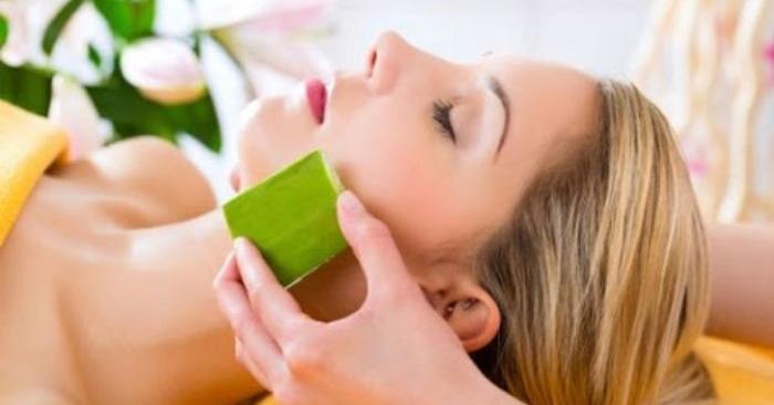 Làm trắng da, mờ thâm nám  - Nha đam: cây thuốc quý cho sức khỏe và làn da