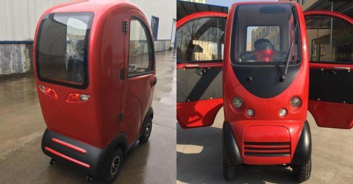Ô tô điện giá 40 triệu tại Việt Nam