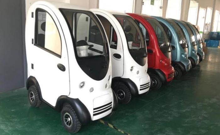 Thị trường Việt xôn xao vì ô tô điện có giá 40 triệu đồng