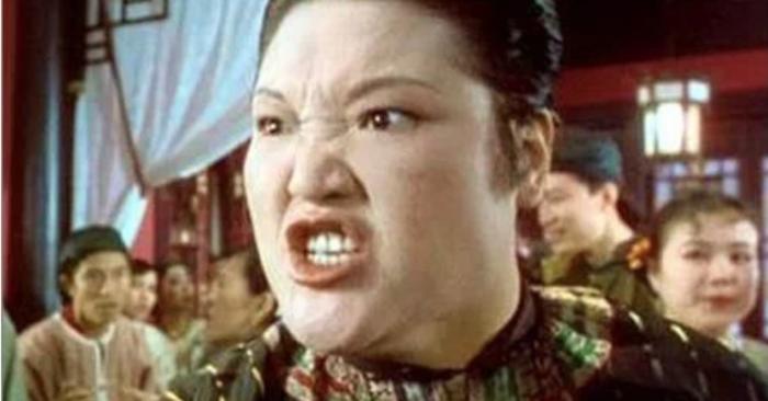 Cảnh trích phim Sư Tử Hà Đông của Châu Tinh Trì