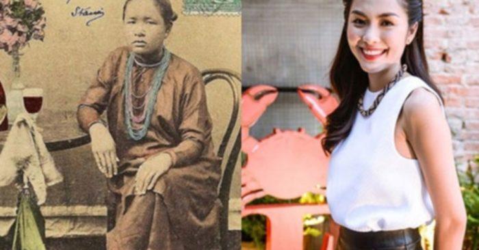 phụ nữ xưa và nay