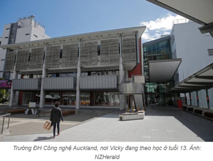 Thần đồng gốc Việt 13 tuổi có nguy cơ bị New Zealand trục xuất