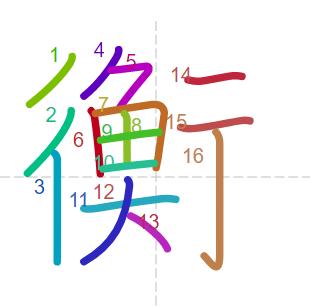 Học từ vựng tiếng Trung có trong sách Chuyển Pháp Luân - chữ hành; học tiếng trung; từ vựng tiếng trung; tự học tiếng trung; học tiếng trung online; học tiếng trung cơ bản; hoc tieng trung