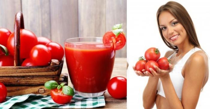 Cà chua chứa sắc tố lycopen và beta-caroten; cà chua với sức khỏe; cà chua đối với sức khỏe; ăn cà chua tốt cho sức khỏe