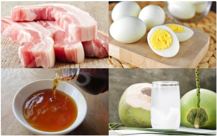 Cách kho thịt kho tàu thì nên chọn trứng và thịt tươi như thế nào là ngon; Cách nấu thịt kho trứng mềm; Cách làm thịt kho tàu với trứng; Cách nấu thịt kho tàu đơn giản nhất; Cách làm thịt kho trứng không nước dừa.