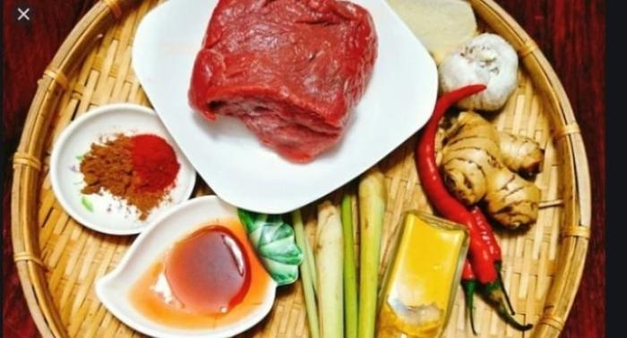 Cách làm bò kho sả ớt thơm ngon hấp dẫn; Nạm bò kho gừng sả; Bò kho sả, gừng; Thịt bò kho gừng; Bò kho tiêu.
