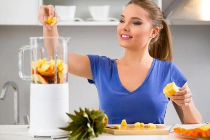 Cách làm nước ép dứa; Cách làm nước ép dứa bằng máy ép; Cách làm nước ép cà rốt; Cách làm nước ép cà rốt không cần máy ép;