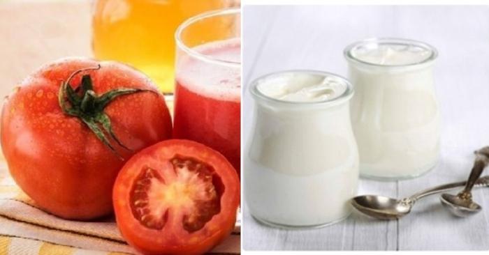 cách làm trắng da bằng cà chua không bắt nắng; cách làm trắng da toàn thân bằng cà chua; Cách làm trắng da bằng cà chua cực nhanh và hiệu quả.