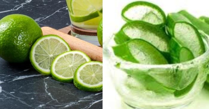 Quả chanh tươi chứa lượng Vitamin C rất dồi dào; giúp chống lão hóa, giảm sinh melanin và làm trắng da; Cách làm trắng da bằng nha đam và muối.