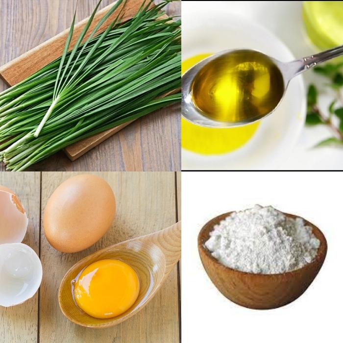 Cách làm trứng chiên lá hẹ chuẩn vị Việt Nam; Cách chiên trứng ngon; Cách làm trứng ốp la chay; Cách chiên trứng ốp la lòng đào.